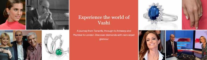 World of Vashi, Vashi.com, Vashi Dominguez
