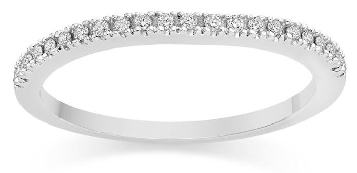 Diamond Wedding Ring £259, Vashi.com, Vashi